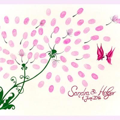 Beispiel pink-lila