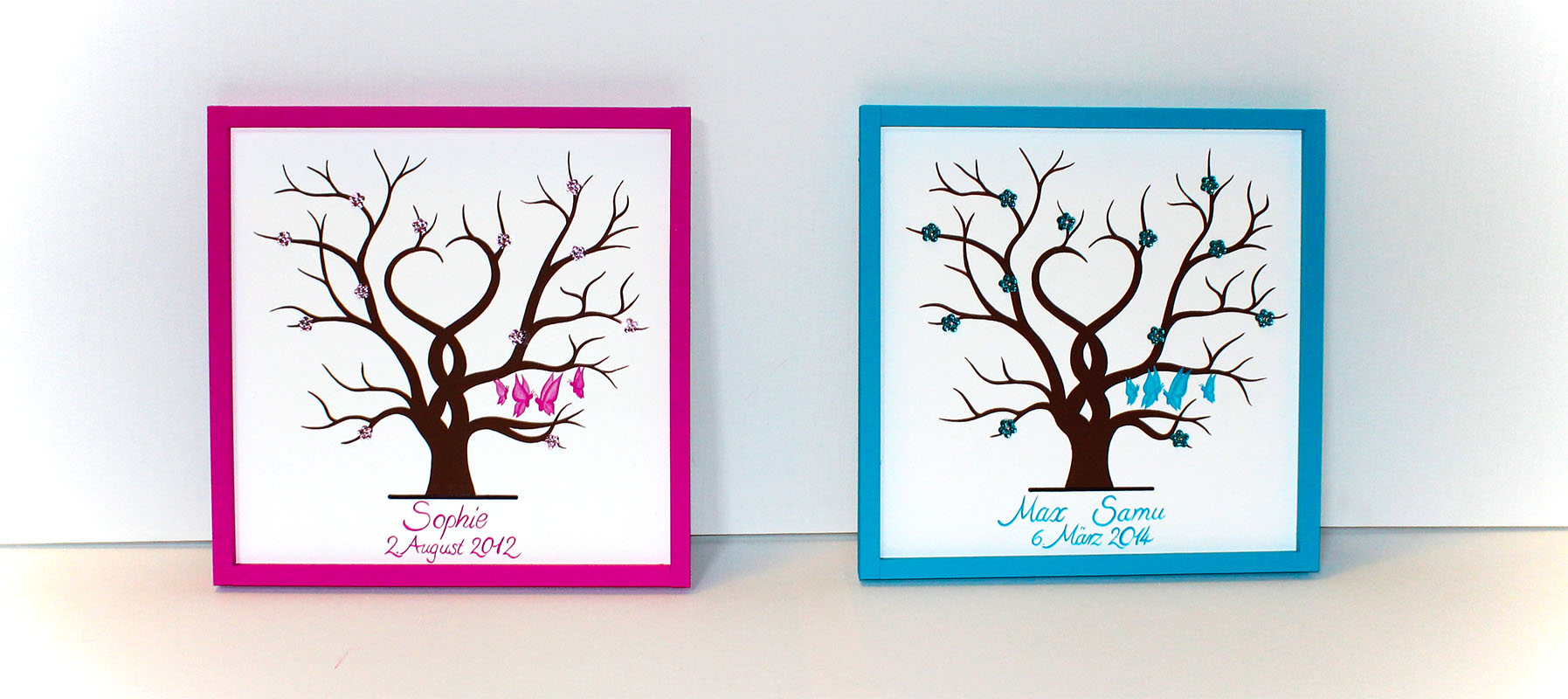 Geschwisterbäume