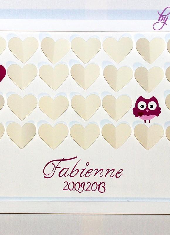 Taufbild Fabienne